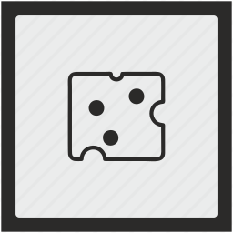 cheese, eat, food, function, square icon