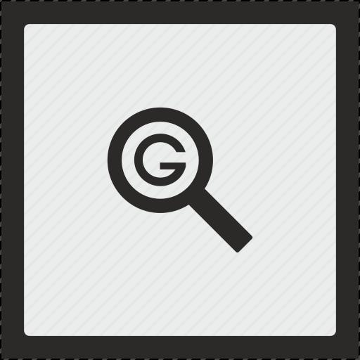 google, optimization, search, seo, square icon