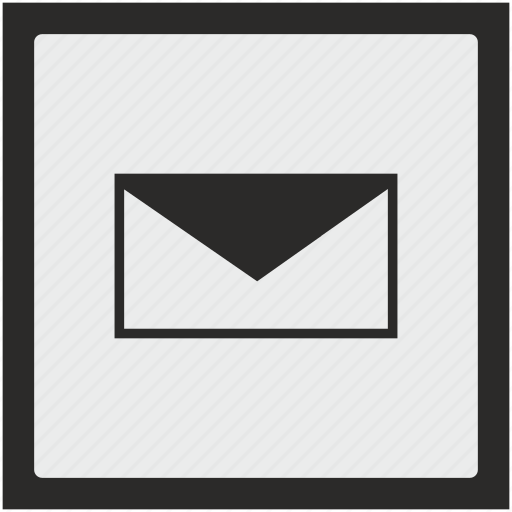 file, function, letter, news, square icon
