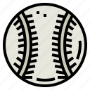 ball, baseball, competition, sports icon