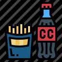 beverage, fast, food, junk
