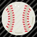 ball, baseball, competition, sports