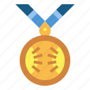 award, champion, medal, winner