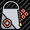 aid, kit, medical, emergency, drug