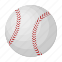 attribute, ball, baseball, equipment, sport icon