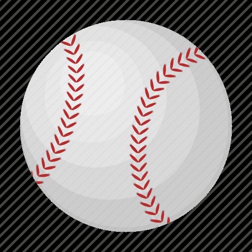 attribute, ball, baseball, equipment, sport icon