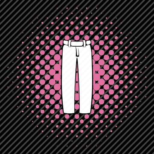 baseball, comics, halftone, jersey, pants, pink, team icon