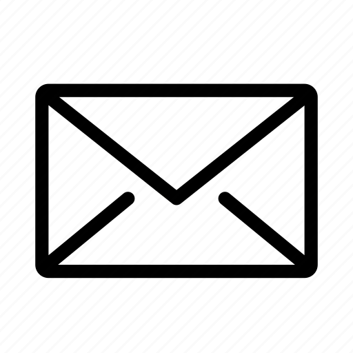 letter, mail, message, notification, post, send icon