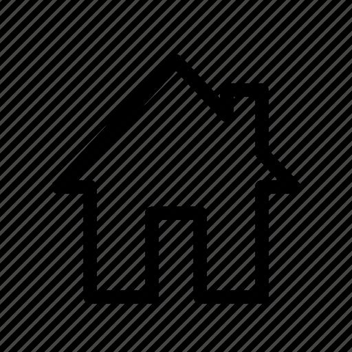 base, home, house, main, menu icon