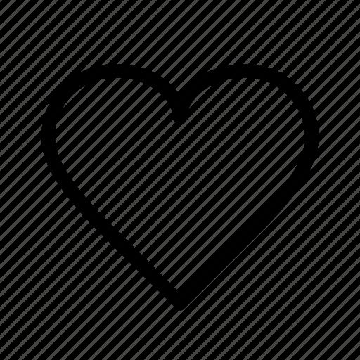 favorite, favourite, heart, love, valentine icon