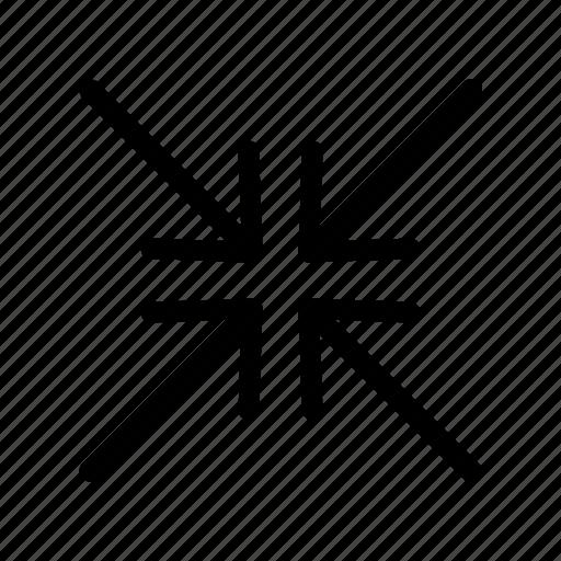 downsize, minimise, minimize, small icon
