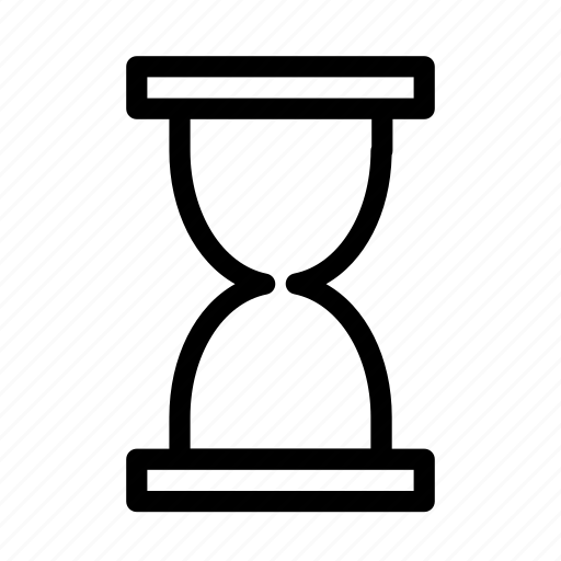 hourglass, loading, wait, waiting icon