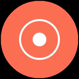 aim, archery, center, game, goal, sport, target icon