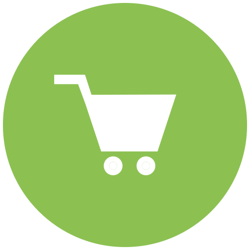 basket, buy, cart, checkout, ecommerce, retail, shopping icon