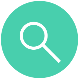 find, magnifier, search, view, zoom, zoom in, zoom out icon