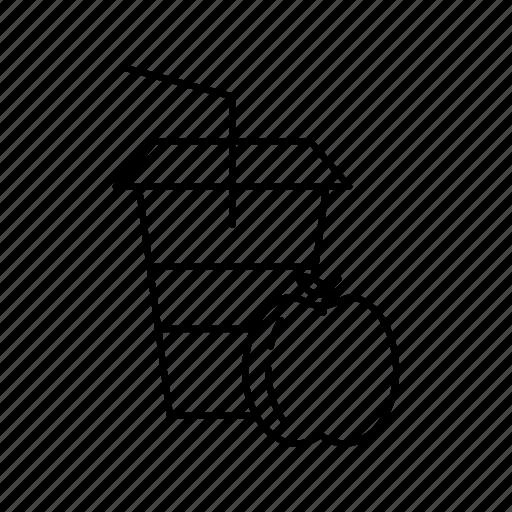 Apple, drink, fruit, juice icon - Download on Iconfinder