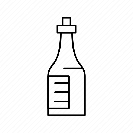Alcohol, bottle, of, rum icon - Download on Iconfinder