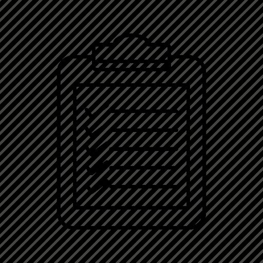 Checklist, clipboard, tasks icon - Download on Iconfinder
