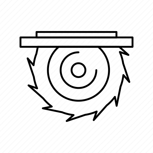 Circular, cutter, saw icon - Download on Iconfinder