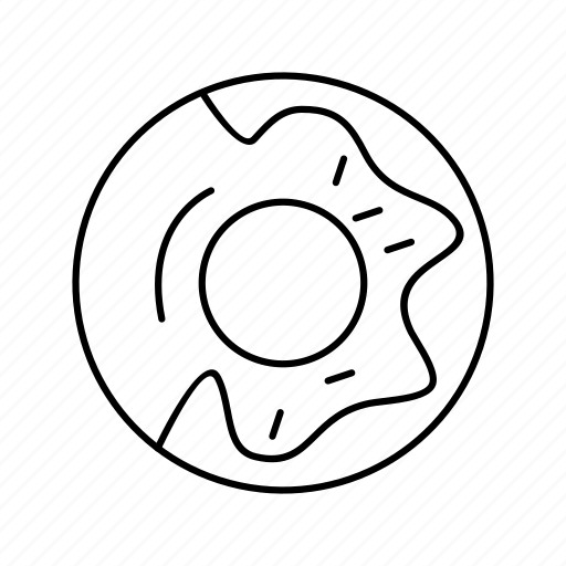 Dessert, doughnuts, food, sweet icon - Download on Iconfinder