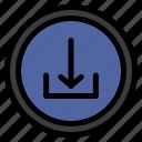 application, basic, download, interface