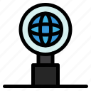 globe, internet, search