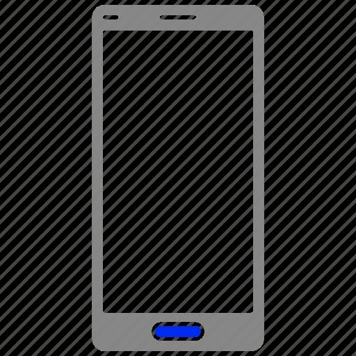 communication, mobile, phone, screen, smartphone icon