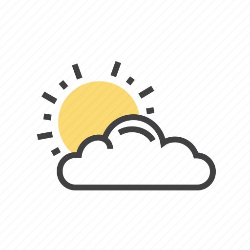 forecast, weather icon