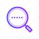 search, find, magnifier, magnifying, zoom