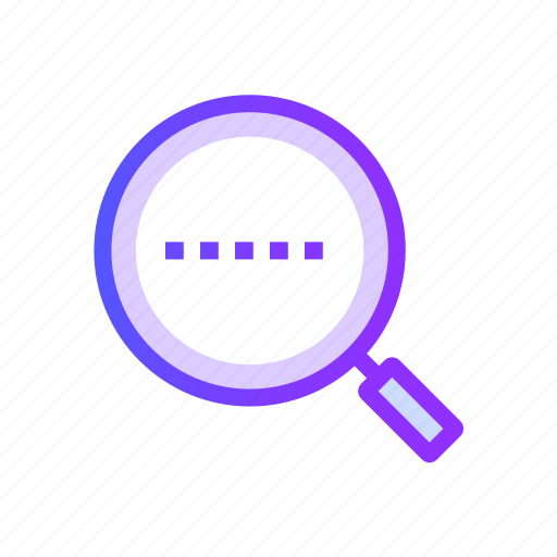 find, magnifier, magnifying, search, zoom icon