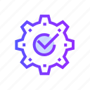 configuration, gear, preferences, setting, settings icon