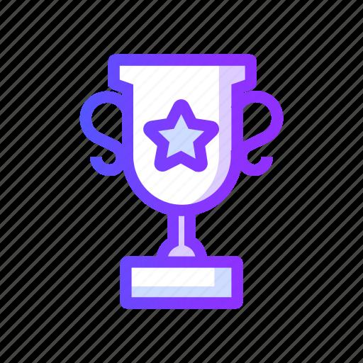 achievement, prize, throphy, trophy, winner icon