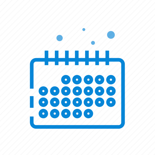 calendar, days, event, month, shedule icon