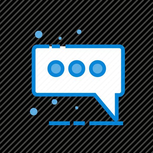 chat, comment, communication, conversation icon