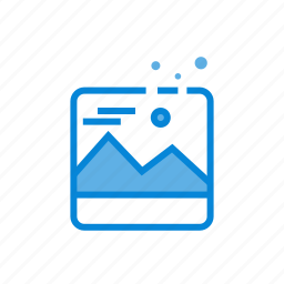 gallery, image, photo, photography icon