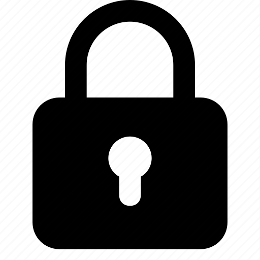 lock, private, restricted, security icon