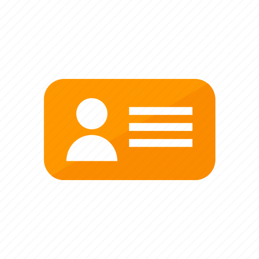 application, book, contact, contacts, design, material icon