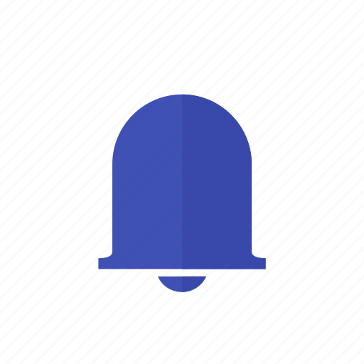 alarm, bell, design, material, mobile, notification icon