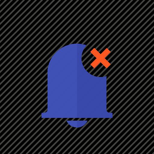 alarm, delete, design, material, notification, remove icon
