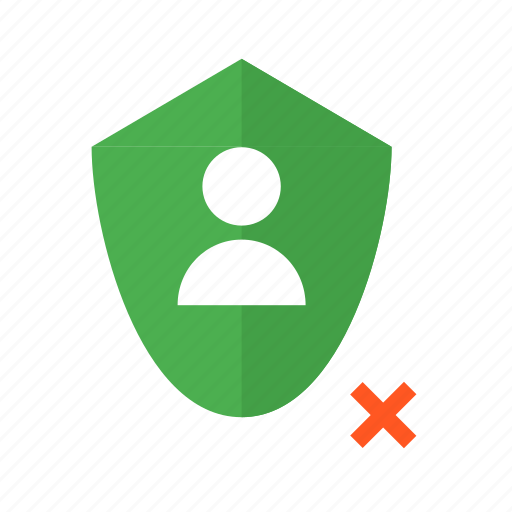 design, material, not, remove, security, shield, valid icon