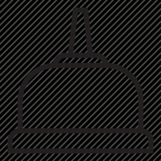 buda, budism, stupa, temple icon
