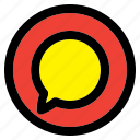 message, chat, communication, bubble, talk, conversation