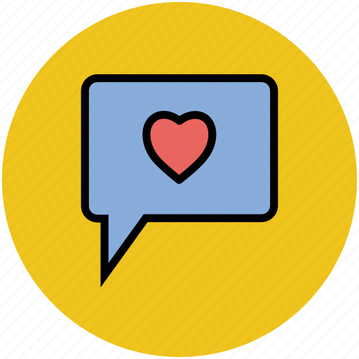chat bubble, communication, couple chatting, love chat, lovers chat, speech bubble icon