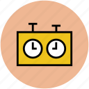 devices, electronics, radio, radio set, retro radio icon