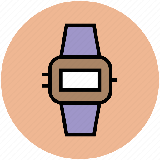 hand watch, time, time keeper, timer, watch, wrist watch icon
