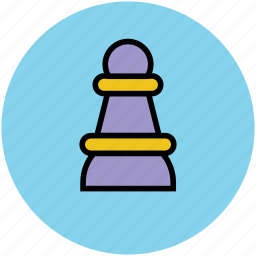 board game, chess, chess piece, gambling, game icon