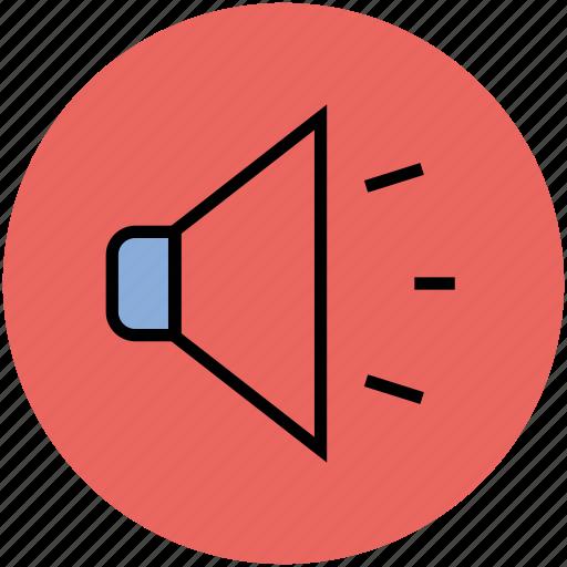 advertisement, announcement, loud, sound, speaker, volume icon