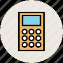 calc, calculate, calculating device, calculation, calculator icon