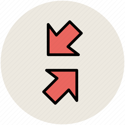 arrow direction, arrows, direction, directional, pointing icon