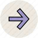 arrow, direction, forward, forward arrow, next icon